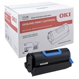 OKI originální toner 45439002, black, 36000str., OKI MB770, B731
