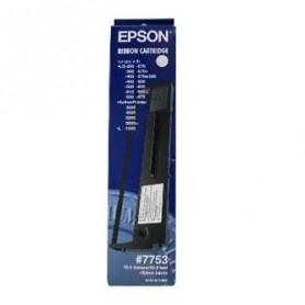 Epson originální páska do tiskárny, C13S015337, černá, Epson LQ 590