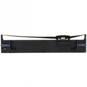 Epson originální páska do tiskárny, C13S015610, černá, Epson LQ-690
