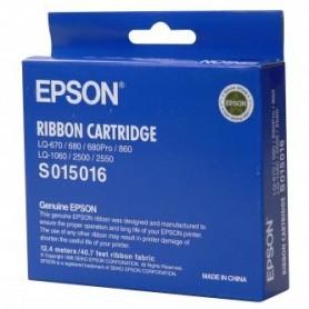Epson originální páska do tiskárny, černá, pro Epson LQ 2500, 2550, LQ 860, LQ 670, 680, 1060
