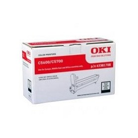 OKI Drum C5600/5700 black (43381708) 20.000 stran