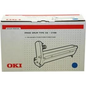 OKI Drum C5100 Type C6 cyan (42126607)
