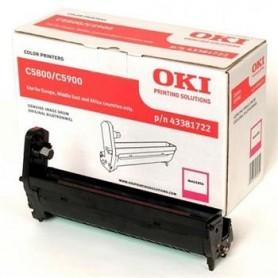OKI Drum C5550/C5800/5900 magenta (43381722)