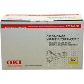 OKI Drum C5250/5500MFP C6 yellow (42126670)