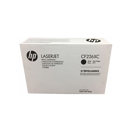 HP CF226XC Toner Cartridge (contract)