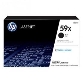 HP originální toner black, 10000str., HP 59X, high capacity, HP LaserJet Pro M404, M403, LaserJet Pro MFP M428