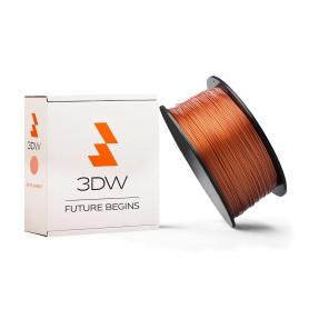 3DW - PLA filament pro 3D tiskárny - měděná