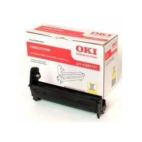 OKI Drum C5550/C5800/5900 yellow (43381721)