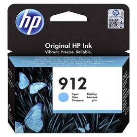 HP originální ink 3YL77AE 301, HP 912, cyan, blistr, 315str., high capacity, HP Officejet 8012, 8013, 8014, 8015 Officejet Pro 8