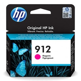 HP originální ink 3YL78AE 301, HP 912, magenta, blistr, 315str., high capacity, HP Officejet 8012, 8013, 8014, 8015 Officejet Pr