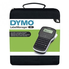 Tiskárna samolepicích štítků Dymo, LabelManager 280, s kufrem
