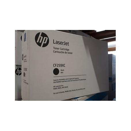 HP CF259XC Toner Cartridge Black 59XC contract