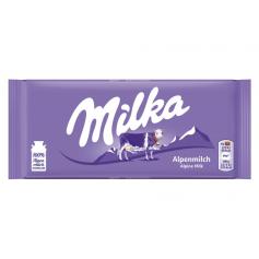 Čokoláda MILKA 100g
