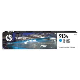HP ink F6T77AE No.913A cyan, originální cartridge