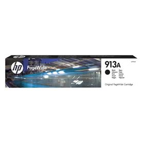 HP ink L0R95AE No.913A black, originální cartridge