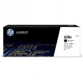HP originální toner W2000X, black, 33000str., HP 658X, high capacity, HP Color LaserJet Enterprise M751 Series