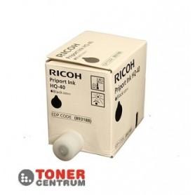 Ricoh Ink HQ40 black (893188/817225)