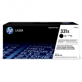 HP originální toner W1331X, black, HP 331X, high capacity, HP