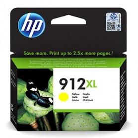 HP originální ink 3YL83AE 301, HP 912XL, yellow, blistr, 825str., high capacity, HP Officejet 8012, 8013, 8014, 8015 Officejet P
