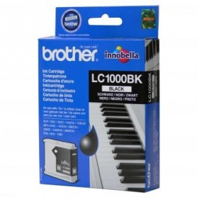 Brother originální ink LC-1000BK, black, 500str., Brother DCP-130C, 330C, 540CN, 350C, MFC-440CN, 465CN, 546