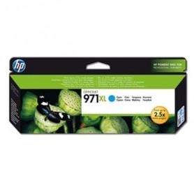 HP originální ink CN626AE, cyan, 6600str., HP 971XL, HP Officejet Pro X451dn, X451dw, X476dn MFP, X476dw-EXP., POSLEDNÍ KUS!